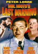 Mr. Motos Last Warning (Alpha) Movie