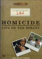 Homicide: Life On The Street - The Complete Seasons 1&2 Movie