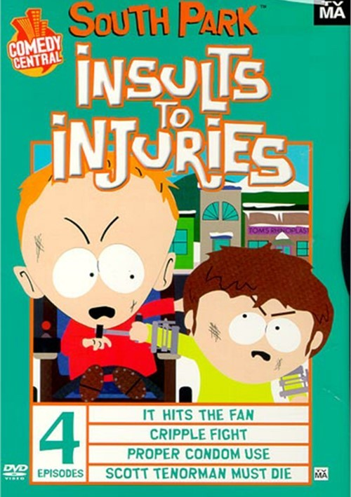South Park: Insults To Injuries Movie