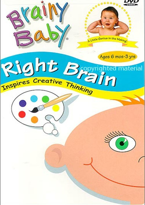 Brainy Baby: Right Brain Movie