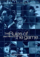 Rules Of The Game, The: The Criterion Collection Movie