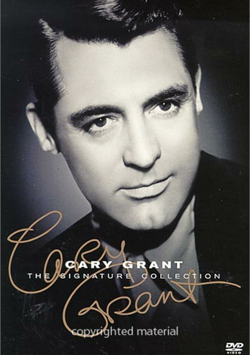 Cary Grant: The Signature Collection Movie