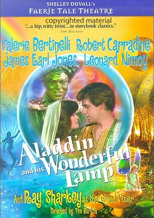 Aladdin And His Wonderful Lamp Movie