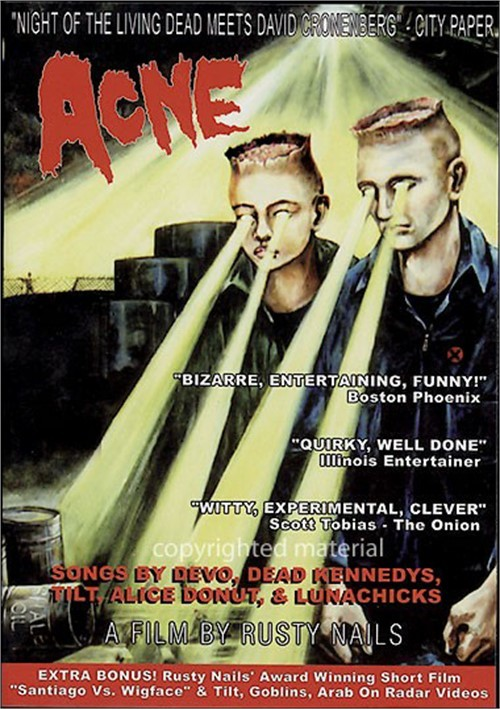 Acne (A Film By Rusty Nails) Movie