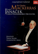 Mackerras: Leos Janacek - Czech Philharmonic Orchestra Movie