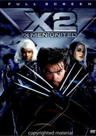X2: X-Men United (Fullscreen)  Movie