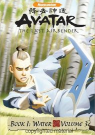 Avatar Book 1: Water - Volume 3 Movie