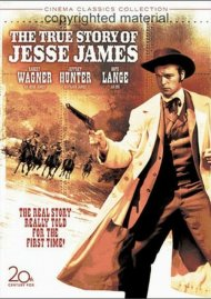 True Story Of Jesse James, The Movie