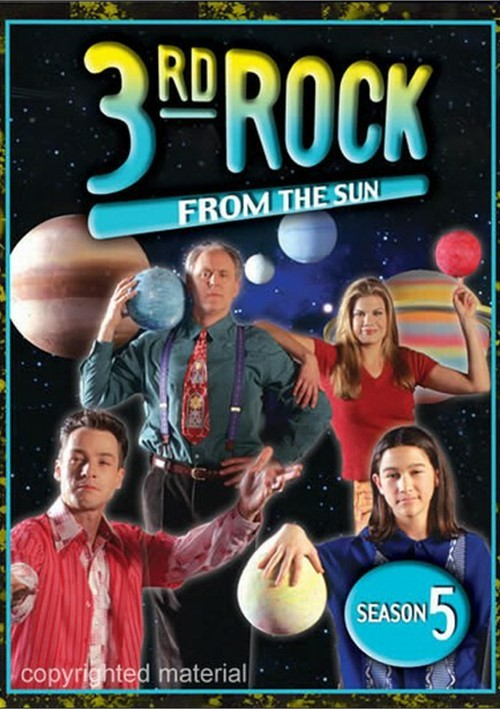 3rd Rock From The Sun: Season 5 Movie