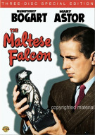 Maltese Falcon, The: 3 Disc Special Edition Movie
