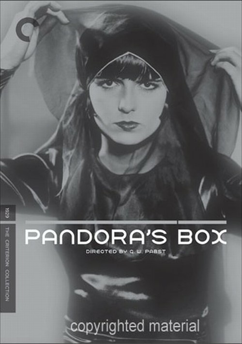 Pandoras Box: The Criterion Collection Movie