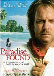 Paradise Found Movie