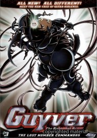 Guyver: Volume 3 Movie
