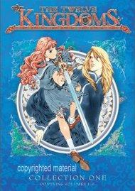 Twelve Kingdoms Collection 1 (Volume 1 - 5) Movie