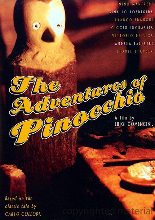 Adventures Of Pinocchio, The Movie