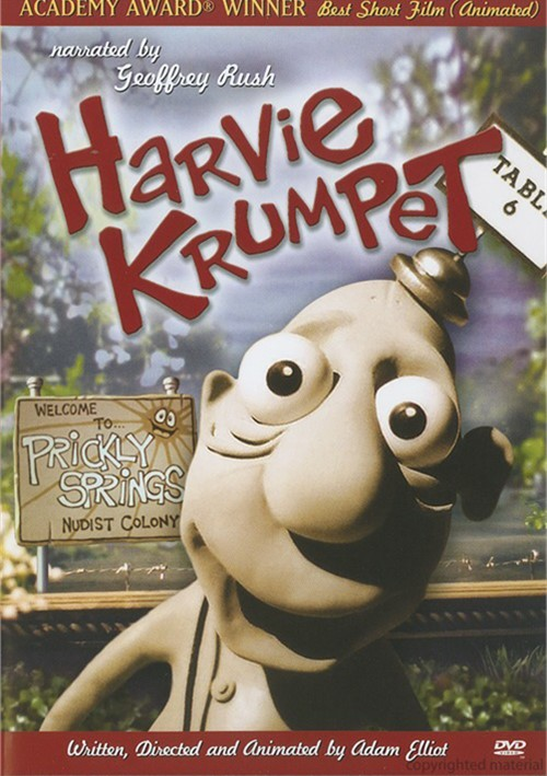 Harvie Krumpet Movie