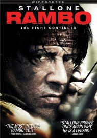 Rambo (Widescreen) Movie