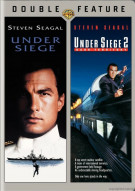 Under Siege / Under Siege 2: Dark Territory (Double Feature) Movie