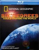 National Geographic: Six Degrees Could Change The World Blu-ray