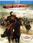 Mongol Blu-ray