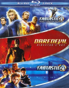 Marvel 3 Pack Blu-ray