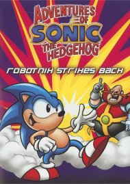 Adventures Of Sonic The Hedgehog: Robotnik Strikes Back! Movie