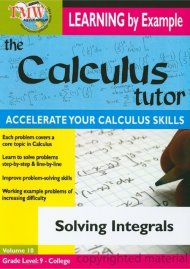 Calculus Tutor, The: Solving Integrals Movie