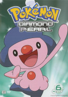 Pokemon Diamond & Pearl: Volume 6 Movie