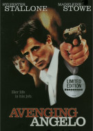 Avenging Angelo (Steelbook) Movie