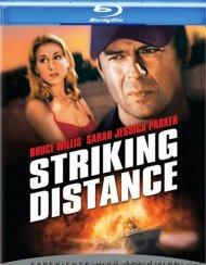 Striking Distance Blu-ray