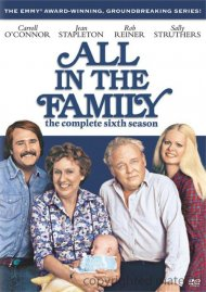 All In The Family: The Complete Sixth Season (Repackaged) Movie