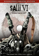 Saw VI: Unrated Directors Cut Movie