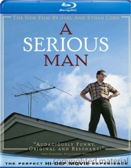 Serious Man, A Blu-ray