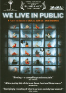 We Live In Public Movie