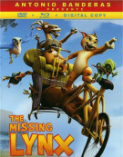 Missing Lynx, The (Blu-ray + DVD + Digital Copy) Blu-ray