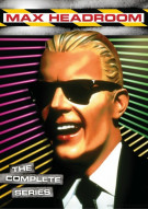 Max Headroom: The Complete Series Movie