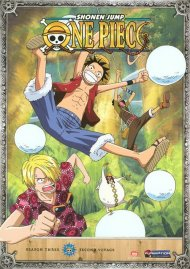 One Piece: Season Three - Second Voyage Movie