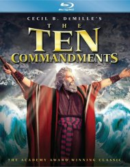 Ten Commandments, The Blu-ray