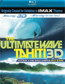 IMAX: The Ultimate Wave - Tahiti 3D (Blu-ray 3D) Blu-ray