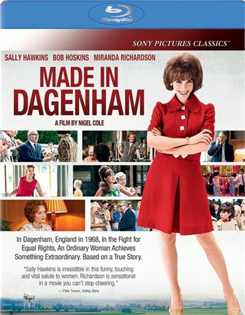 Made In Dagenham Blu-ray
