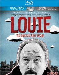 Louie: The Complete First Season (Blu-ray + DVD) Blu-ray