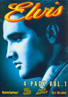 Elvis Four-Movie Collection: Volume 1 Movie