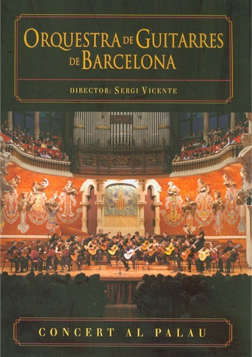 Orquesta De Guttarras De Barcelona: Concert Al Palau Movie