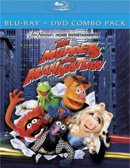 Muppets Take Manhattan, The (Blu-ray + DVD Combo) Blu-ray