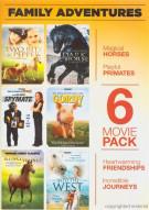 6 Movie Pack: Family Adventures Movie