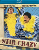 Stir Crazy Blu-ray