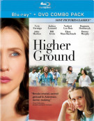 Higher Ground (Blu-ray + DVD Combo) Blu-ray
