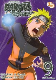 Naruto Shippuden: Volume 9 Movie