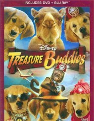 Treasure Buddies (DVD + Blu-ray Combo) Blu-ray