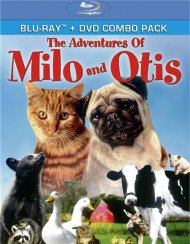 Adventures Of Milo & Otis, The (Blu-ray + DVD Combo) Blu-ray